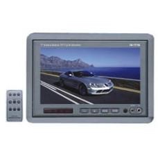 TM7002S  TFT LCD Skærm med Indbygger IR sender.