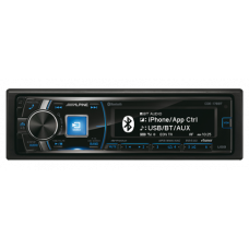 CDE-178BT Alpine CD/Radio m. iPod,iPhone,USB,AUX og  Bluetooth