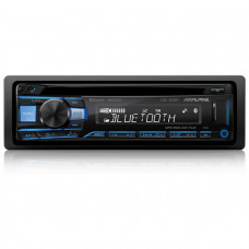 ALPINE CDE-203BT  CD/TUNER m/Bluetooth