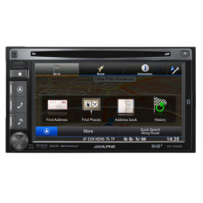 INE-W925R Alpine Multimedia m Navi, Bluetooth og DAB