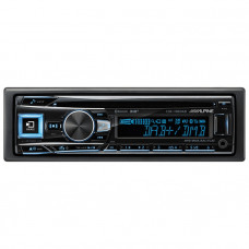 Alpine CDE-196DAB m/Bluetooth