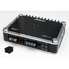 Performance Teknique Digital Monoblok 2500W Stackable  High End, med fjernbetjent Bas kontrol