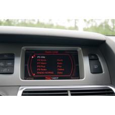 ND412 - norDAB Premium DAB-integrering Audi