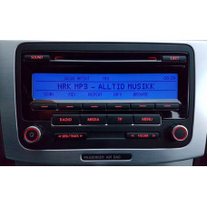ND407 - norDAB Premium DAB-integrering VW