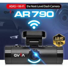 AR790 - QVIA/LUKAS DASHCAM m/WiFi ADAS og GPS