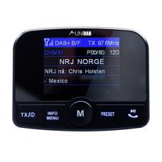 UD8 - uniDAB Universal DAB med Bluetooth, Service Following og svært g