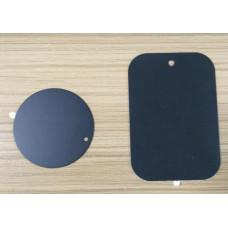 UD103 - uniDAB metalplader for magnetholdere