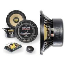 Helon165-4 - Audio System 6,5 Component sæt