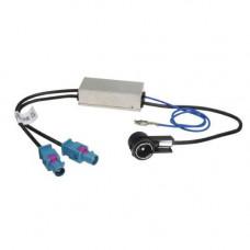 Antenneadapter med Forstærker