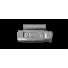 BW25 - Ironman afbalanceringsklodser 100 stk.