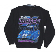 SweatShirt med Dragracing Funnycar motiv