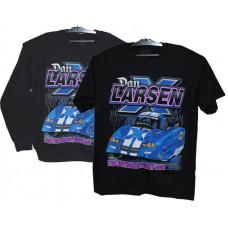 T-Shirt og Sweatshirt sæt med Dragracing Funnycar motiv