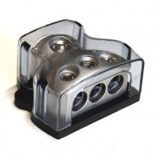 PB1034 - Strøm Fordelerblok 1ind-3ud